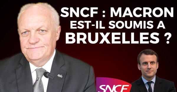 François Asselineau: La commission européenne réclame le démantèlement des grands services publics à la française