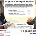 Bernard Monot: «cette union bancaire et notamment la garantie des dépôts de 100.000 euros est un mensonge institutionnel !»