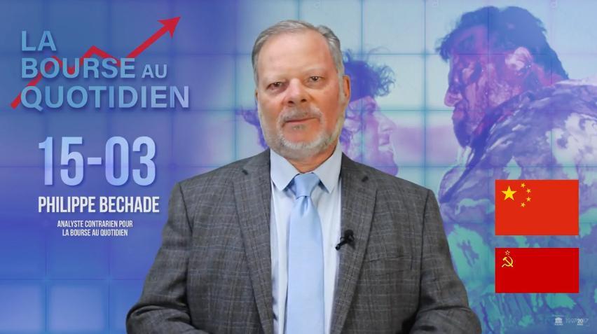 """Philippe Béchade - Séance du 15 Mars 2018: """"Nostalgique de la guerre du Vietnam…"""""""