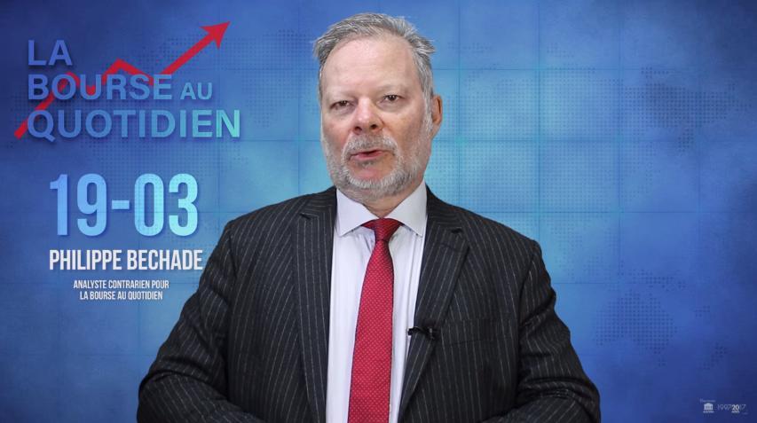 Philippe Béchade - Séance du 19 Mars 2018: Les ides de Mars ? Non, les ides de Panurge