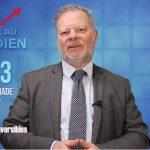 Philippe Béchade – Séance du 20 Mars 2018: La complexité des logiques réversibles