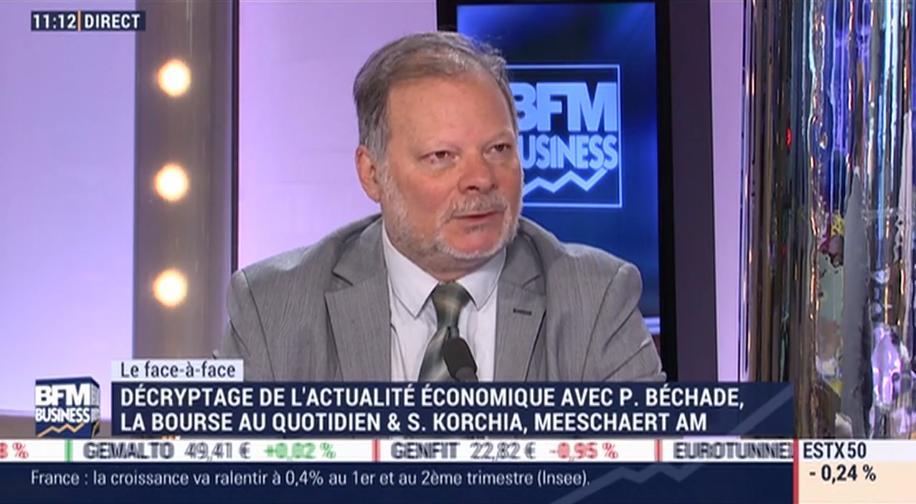 """Philippe Béchade: """"Comment la Fed va faire pour appâter les créanciers des USA avec une dette de plus de 21.000 milliards $ ?"""""""