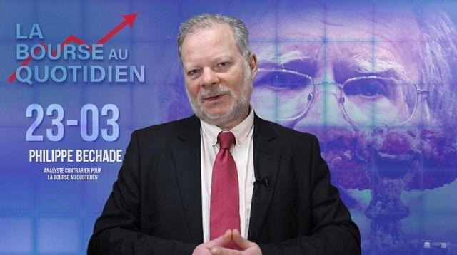 """Philippe Béchade - Séance du Vendredi 23 Mars 2018: """"La purge, et si ce n'était que le début … ?"""""""