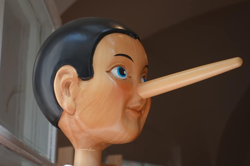 Nicolas Perrin: Mensonges : quoi de neuf ?
