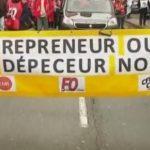 France: A Valentigney, l'usine locale qui emploie 500 personnes est menacée