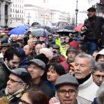 Drôle de reprise en Espagne ! Des milliers de retraités espagnols ont manifesté, jeudi, pour une revalorisation des retraites