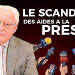 """Charles Gave: """"Il faut supprimer toutes ces subventions à la presse et laisser les français décider de ce qu'ils veulent lire ou pas lire !"""""""