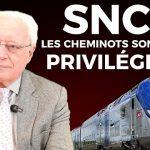 """Charles Gave: """"Le vrai problème de la SNCF dont peu de gens parlent, c'est qu'elle a une énorme dette !"""""""