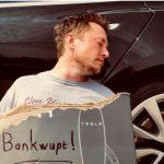 """Les obligations Telsa ont chuté après qu'Elon Musk ait trollé sur Twitter pour le 1er avril: """"Tesla est ruinée !"""""""