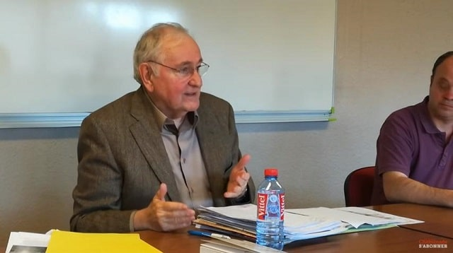 """Jacques Cheminade: """"Le tsunami financier est inévitable dans ce système !"""""""