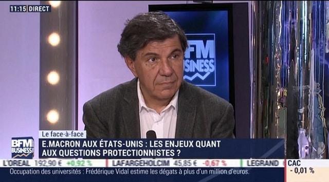 """Jacques Sapir: """"Emmanuel Macron a été très clairement désavoué par Angela Merkel sur ses propositions européennes"""""""