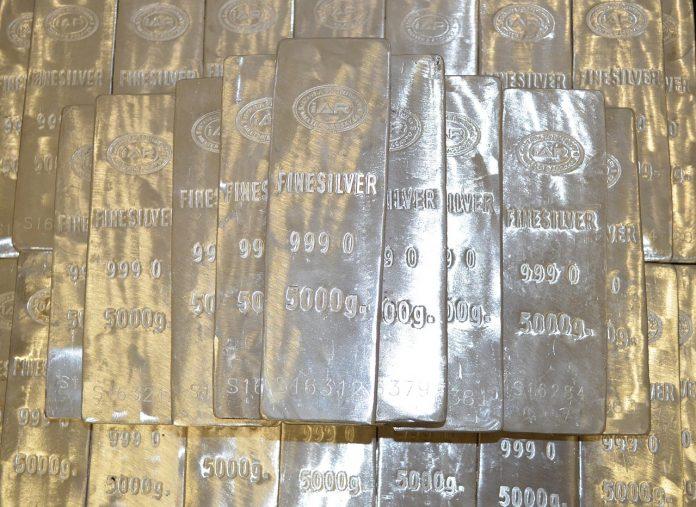 Argent métal: 5ème année consécutive de demande supérieure à l'offre en 2017