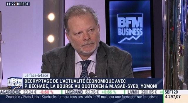 """Philippe Béchade: On entend plus parler de géopolitique, de guerre commerciale, de dette... Mais ça va revenir !"""""""