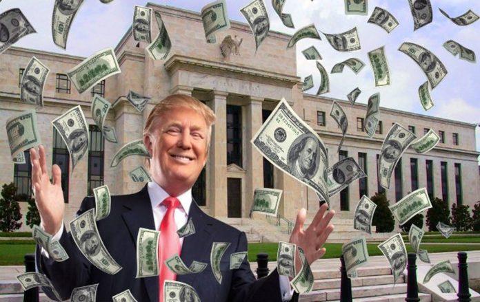 """Peter Schiff: """"Si Trump est réélu, il créera plus de dette en 8 ans que Bush et Obama réunis en 16 ans !"""""""