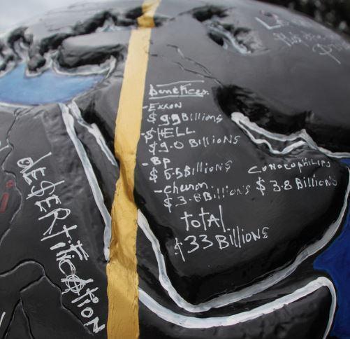 Les cours du pétrole montent à cause des combats en Libye