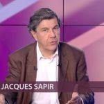 """Jacques Sapir: """"Est-ce qu'Emannuel Macron n'est pas atteint d'une réformite un petit peu dangereuse ?"""""""