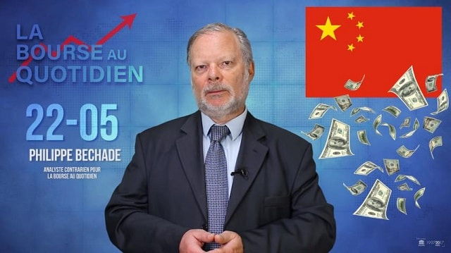 """Philippe Béchade – Séance du Mardi 22 Mai 2018: """"Le mot consolidation éliminé du dictionnaire boursier version 2018"""""""