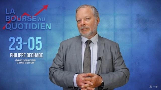 """Philippe Béchade – Séance du Mercredi 23 Mai 2018: """"du Capitole à la roche Tarpéienne"""""""