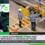 Philippe Béchade: Taxes sur l'acier et l'aluminium: «Il n'y a que des mauvais coups à prendre, des deux côtés»