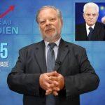 Philippe Béchade – Séance du Lundi 28 Mai 2018: «Il n'y a pas de vote démocratique contre les traités Européens»