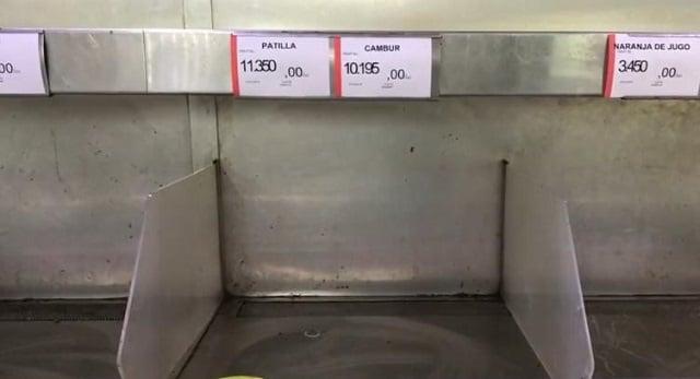 "Venezuela: un pays au bord de la faillite... ""Le Kilo de riz, c"