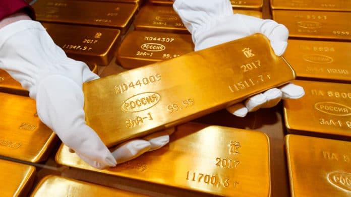 WARNING: Les banques centrales achètent de l'or à un rythme jamais vu depuis 6 ans.