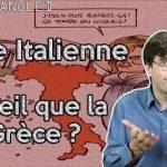 Crise italienne: Italexit, populisme et faillite