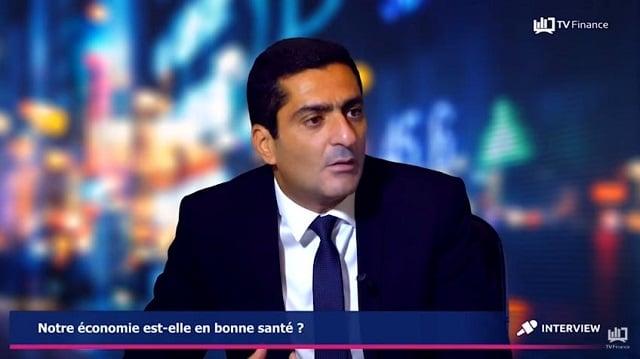 """Marc Touati: """"On a un effondrement de la croissance en zone euro et qui va s"""