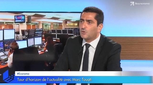 """Marc Touati: """"Les banques centrales vont distribuer de l"""