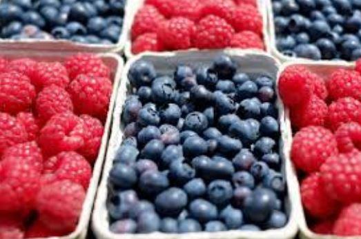 Après le beurre, le rosé et les pommes, on se dirige maintenant vers une pénurie de fruits rouges !!
