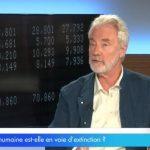 """Paul Jorion: """"La prochaine crise sera celle de la disparition de l'euro !"""""""