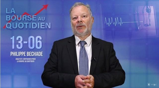 """Philippe Béchade – Séance du Mercredi 13 Juin 2018: """"Le néant et la vanité, nouvel emblème du 21ème siècle ?!"""""""