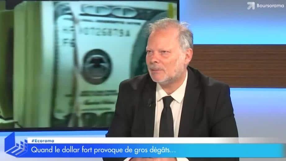 Marchés: quand le dollar fort provoque de gros dégâts !... Avec Philippe Béchade