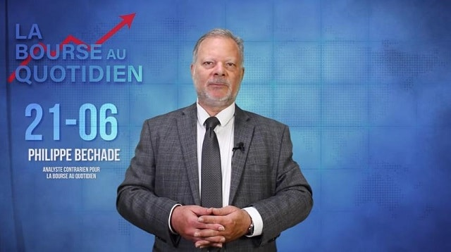 """Philippe Béchade – Séance du 21/06/18: """"A la roulette des placements financiers, misez tout sur le 42"""""""