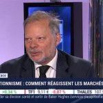 """Philippe Béchade: """"Le ratio entre le CRB et le Dow Jones est revenu au même niveau qu'au sommet de la bulle internet en 2000"""""""
