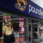 Hécatombe dans le commerce britannique. Poundworld a fait faillite !! Plus de 5 000 emplois sont menacés.