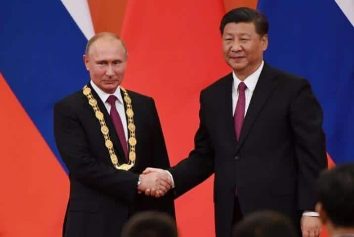 Record ! Les échanges commerciaux Chine-Russie dépassent le seuil des 100 milliards $