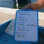 Marseille: Les poissonniers du Vieux-Port verbalisés pour absence du nom latin sur les étals !!