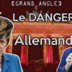 AHURISSANT: L'excédent commercial allemand, un danger pour l'euro !