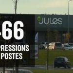 Happychic: 466 emplois supprimés