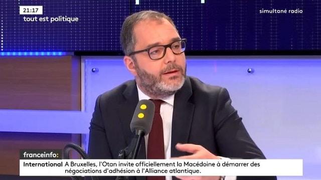 """Ce gouvernement est dans une impasse budgétaire, il """"va faire les poches des pauvres"""", estime le socialiste Rachid Temal"""