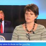 Quand Trump sème le doute sur les marchés… Avec Véronique Riches-Flores