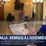"""Révélation choc: """"Monsieur Benalla avait un accès privilégié à l'Assemblée"""", révèle le député LR Marc Le Fur"""