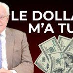 """Charles Gave: """"Si la quantité de dollars diminue, tous ceux qui sont endettés avec vont se retrouver en culotte courte !"""""""