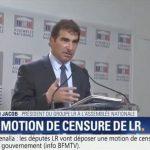 Affaire Benalla: Les Républicains vont déposer une motion de censure contre le gouvernement