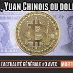 """E-meute.com: """"Bitcoin, Yuan Chinois ou Dollar US ? Le grand gagnant du jour est…."""""""