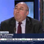 Emmanuel Lechypre: «Le nombre d'emplois créés en CDI a chuté de 90% entre 2015 et 2016 en Italie»