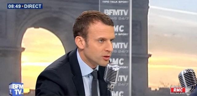 """Emmanuel Macron - Déc 2016: """"Toutes les petites retraites auront leur pouvoir d"""
