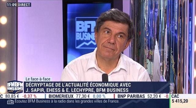 """Jacques Sapir: """"Il y a des incertitudes de marchés qui se multiplient !"""""""