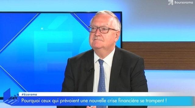 Pourquoi ceux qui prévoient une nouvelle crise financière se trompent !... Avec Patrick Artus